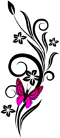 black_vines_grunge_with_butterfly_1757