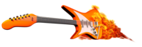 guitar_on_fire_12846